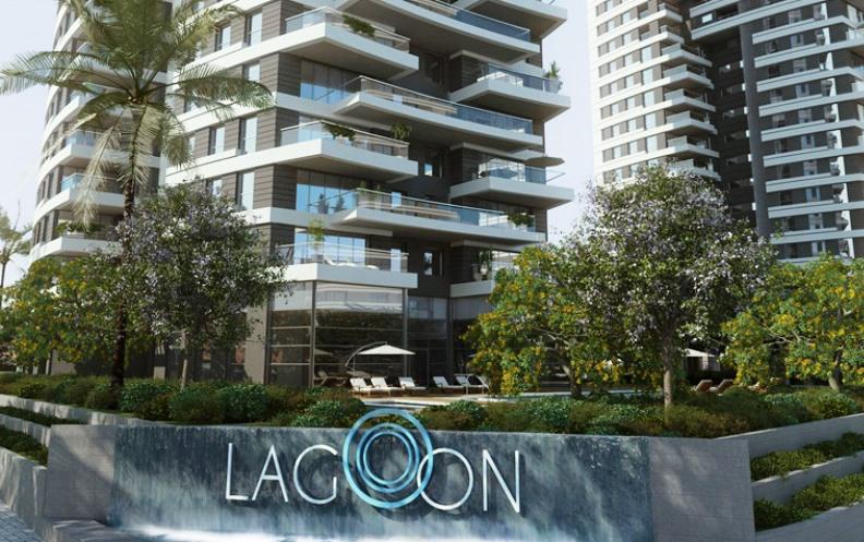 מגדל מגורים lagoon
