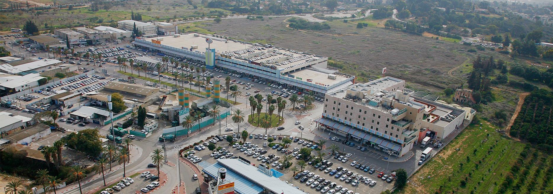 ייזום נכסים מניבים בישראל